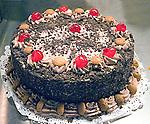 Cake, Cefalo's, Coconut Groove, Miami, Florida