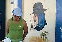 - La Guaira, popular district....- La Guaira, quartiere popolare