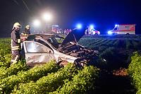 17.10.2020: Verkehrsunfall bei Büttelborn