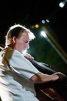 Thomas Bramerie, double-bass