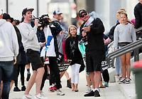 Tee Shirt gun during the Pro League Hockey match between the Blacksticks women and Argentina, Nga Punawai, Christchurch, New Zealand, Sunday 1 March 2020. Photo: Simon Watts/www.bwmedia.co.nz
