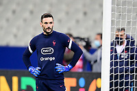 24th March 2021; Stade De France, Saint-Denis, Paris, France. FIFA World Cup 2022 qualification football; France versus Ukraine;  Warm up pregame LLORIS HUGO (France)