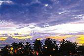 Mooréa depuis Tahiti