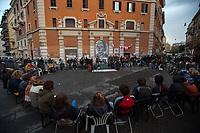 07.12.2020 - Student Assembly Outside Nuovo Cinema Palazzo - #FreePatrick