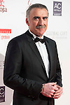 Juan Y Medio attends to the photocall of the Global Gift Gala at Cibeles Palace in Madrid. April 02, 2016. (ALTERPHOTOS/Borja B.Hojas)