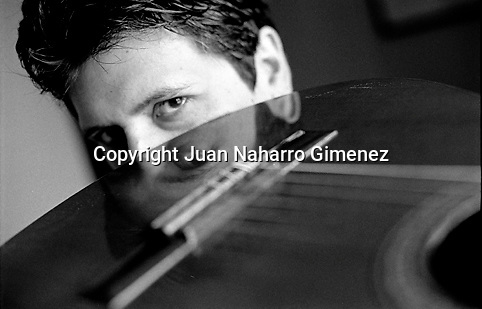 Juan Manuel Cañizares (Photo by Juan Naharro)