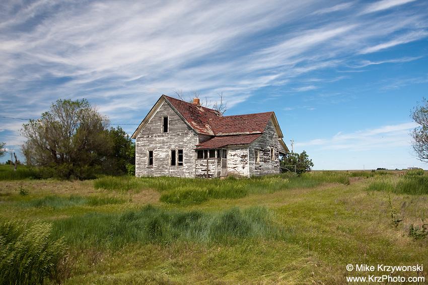 Abandoned House in Nebraska