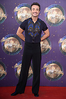 "Joe McFadden<br /> at the launch of the new series of ""Strictly Come Dancing, New Broadcasting House, London. <br /> <br /> <br /> ©Ash Knotek  D3298  28/08/2017"
