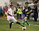 Madrid (03/03/2012).-Campo de Futbol de Vallecas..Liga BBVA..Rayo Vallecano-Real Racing Club..Cisma...©Alex Cid-Fuentes.......