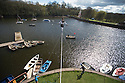 """29/04/16 <br /> <br /> Fearless tightrope walker Christopher Bullzini, recreates the daring 100 ft high wire walk, without safety harness or nets, which was originally performed by Carlos Trower, """"The African Blondin"""" at Rudyard Lake, near Leek, in Staffordshire, in 1864 and 1878 as  part  of a weekend family event A Day at the Lake.<br /> <br /> Carlos was a nineteenth century showman whose incredible tight rope performances matched the private life he led as a well-paid and well-known black performer and an unconfirmed bigamist husband of two English ladies.   <br /> <br /> He died penniless in a lunatic asylum of syphilis leaving a destitute wife with three children. <br /> <br /> Christopher, 38, will be performing the spectacular recreation of the tightrope walk over the bank holiday weekend as part of the A Day At The Lake event being held on Saturday, Sunday, and Monday, with Sunday being Staffordshire Day and 2016 also being the 20th anniversary of the formation of the Rudyard Lake Trust.<br /> <br /> He said that recreating this walk will be one of the most exciting moments in his career.<br /> <br /> """"People have an enduring fascination with tightrope walking, which is much safer now with rigging and digital laser technology, but still an incredible physical feat,"""" he said.<br /> <br /> """"I hope that big public events like this will help to see a resurgence in the interest of telling stories through tightrope walking and circus as a respected performing art form along with theatre, opera, dance as it is elsewhere in the world, in particular France, Canada and Belgium.""""<br /> <br /> More information<br /> <br /> The tightrope walk will be recreated at 2pm and 7pm daily over the weekend with numerous other family-friendly attractions at the lake. Further information is available online at www.dayatthelake.org.uk<br /> <br /> <br /> All Rights Reserved: F Stop Press Ltd. +44(0)1335 418365   +44 (0)7765 242650 www.fstoppress.com"""