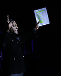 """Norm Lewis performing during the MCP Production of """"The Scarlet Pimpernel"""" Concert at the David Geffen Hall on February 18, 2019 in New York City."""