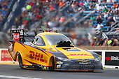NHRA Mello Yello Drag Racing Series<br /> Route 66 NHRA Nationals<br /> Route 66 Raceway, Joliet, IL USA<br /> Sunday 9 July 2017 J.R. Todd, DHL, Camry, funny car<br /> <br /> World Copyright: Mark Rebilas<br /> Rebilas Photo