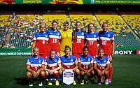 USWNT U-20 vs Germany, Tuesday, August 5, 2014