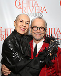 Carmen de Lavallade and Joel Grey attends The 2018 Chita Rivera Awards at the NYU Skirball Center for the Performing Arts on May 20, 2018 in New York City.