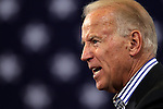 Vice President Joe Biden campaigns in Reno, Nev., on Wednesday, Oct. 17, 2012. (AP Photo/Cathleen Allison)