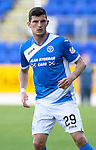St Johnstone FC… Season 2016-17<br />Graham Cummins<br />Picture by Graeme Hart.<br />Copyright Perthshire Picture Agency<br />Tel: 01738 623350  Mobile: 07990 594431