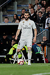 Real Madrid's Nacho Fernandez during La Liga match between Real Madrid and SD Huesca at Santiago Bernabeu Stadium in Madrid, Spain.March 31, 2019. (ALTERPHOTOS/A. Perez Meca)
