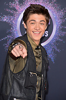 LOS ANGELES, USA. November 25, 2019: Asher Angel at the 2019 American Music Awards at the Microsoft Theatre LA Live.<br /> Picture: Paul Smith/Featureflash