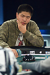 """Shi Jia Liu thinks and then moves """"all in."""""""