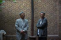 Kashi, Xinjiang Province, May 2014 - The Old City