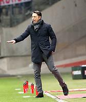 19.02.2018, Commerzbank - Arena, Frankfurt, GER, 1.FBL, Eintracht Frankfurt vs RB Leipzig , <br />Trainer Niko Kovac (Frankfurt) *** Local Caption *** © pixathlon