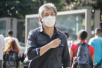 12.03.2020 - Coronavírus av Paulista em SP
