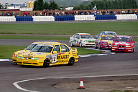 British Touring Car Championship. #19 Alain Menu (CHE). Renault Dealer Racing. Renault 19 16v.