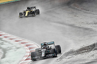 15th November 2020; Istanbul Park, Istanbul, Turkey; FIA Formula One World Championship 2020, Grand Prix of Turkey, Race Day;  44 Lewis Hamilton GBR, Mercedes-AMG Petronas Formula One Team