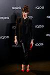 Paz Vega attends to IQOS3 presentation at Palacio de Cibeles in Madrid, Spain. February 13, 2019. (ALTERPHOTOS/A. Perez Meca)