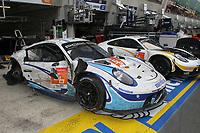 #56 TEAM PROJECT 1/LMGTE Am /Porsche 911 RSR - 19 Egidio Perfetti (NOR)/Matteo Cairoli (ITA)/Riccardo Pera (ITA)