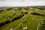 Aerial View of Heron Lakes Golf Course, Portland, Oregon