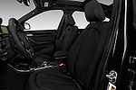 Front seat view of 2016 BMW X1 28i 5 Door Suv Front Seat  car photos