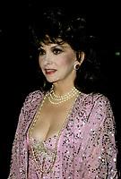FILE PHOTO -  l'actrice Gina Lollobrigida en 1985<br /> PHOTO :   Agence quebec Presse