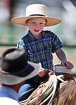 Minden Ranch Rodeo 2011 - day 1