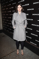 Lilah Parsons<br /> at the opening of the 'Innovation by Space NK' store on Regent's Street, London.<br /> <br /> <br /> ©Ash Knotek  D3196  10/11/2016
