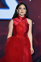 """Kelly Marie Tran<br /> arriving for the """"Star Wars: The Rise of Skywalker"""" premiere at the Cineworld Leicester Square, London.<br /> <br /> ©Ash Knotek  D3545 17/12/2019"""