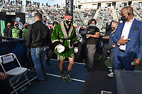 CARSON, CA - MAY 1: Jesus Ramos Jr. enters the ring for his fight against Javier Molina on the Fox Sports PBC Pay-Per-View fight on May 1, 2021 at Dignity Health Sports Park in Carson, CA. (Photo by Frank Micelotta/Fox Sports/PictureGroup)