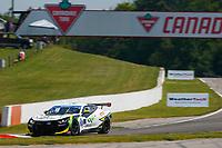 #71 Rebel Rock Racing Chevrolet Camaro GT4.R, GS: Frank DePew, Robin Liddell