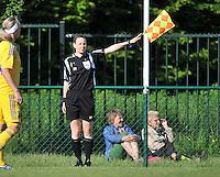 Belgium - Ukraine : Stephanie Forde<br /> foto DAVID CATRY / Nikonpro.be