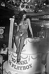 PAMELA PRATI<br /> FESTA PER I 10 ANNI DI PLAYBOY<br /> PIPER CLUB ROMA 1980