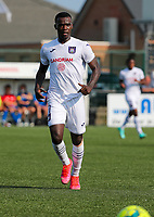 Isaac Tshibangu (11) of Anderlecht  pictured during a friendly soccer game between K Londerzeel SK and RSC Anderlecht Reserves during the preparations for the 2021-2022 season , on Wednesday 21st of July 2021 in Londerzeel , Belgium . PHOTO SEVIL OKTEM | SPORTPIX