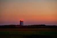 Woods End Lighthouse, Provincetown, Cape Cod, MA, Massachusetts, USA