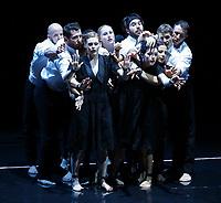 OPUS<br />  - la troupe CIRCA , novembre 2014<br /> <br /> Photo : Agence Quebec Presse