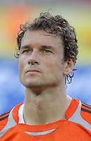 Jens Lehmann.  Italy defeated Germany, 2-0, in overtime in their FIFA World Cup semifinal match at FIFA World Cup Stadium in Dortmund, Germany, July 4, 2006.