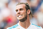 Gareth Frank Bale of Real Madrid reacts during the La Liga match between Real Madrid and Levante UD at the Estadio Santiago Bernabeu on 09 September 2017 in Madrid, Spain. Photo by Diego Gonzalez / Power Sport Images