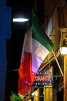 Partita finale Italia-Spagna del campionato europeo di calcio 2012..Final match Italy-Spain of European Football Championship 2012....