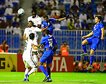 AL HILAL (KSA) vs AL JAZIRA (UAE) during the 2016 AFC Champions League Group C Match Day 4 on 06 April 2016 at the Prince Faisal Bin Fahd Stadium in Riyadh, Saudi Arabia. Photo by Stringer / Lagardere Sports