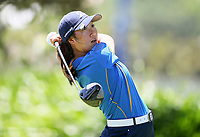Sumin Kang, Otago. 2020 Women's Interprovincial Golf Championships, Akarana Golf Club, Auckland, New Zealand,Wednesday 2 December 2020. Photo: Simon Watts/www.bwmedia.co.nz