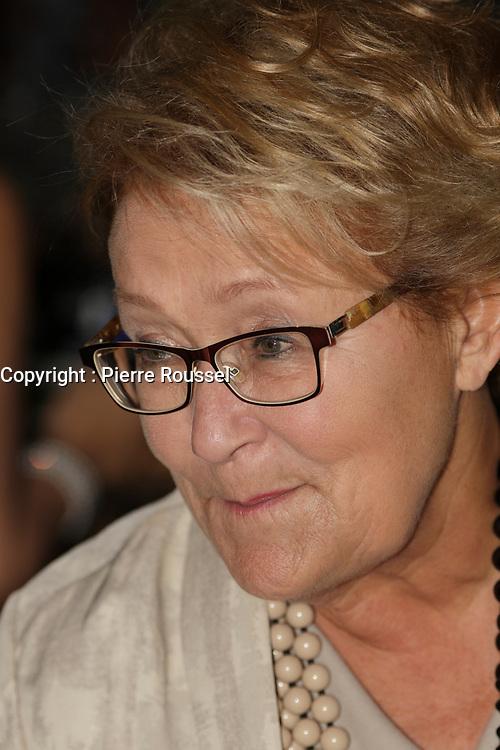 Pauline Marois<br /> au<br /> 13 ieme Gala Phenicia , 25 mai 2017
