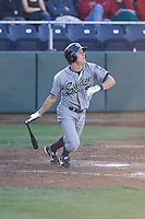 July 16, 2008: Blake Tekotte of the Eugene Emeralds at-bat during a Northwest League game against the Everett AquaSox at Everett Memorial Stadium in Everett, Washington.